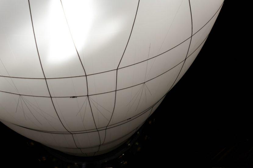 Big Air Package, Gasometer Oberhausen