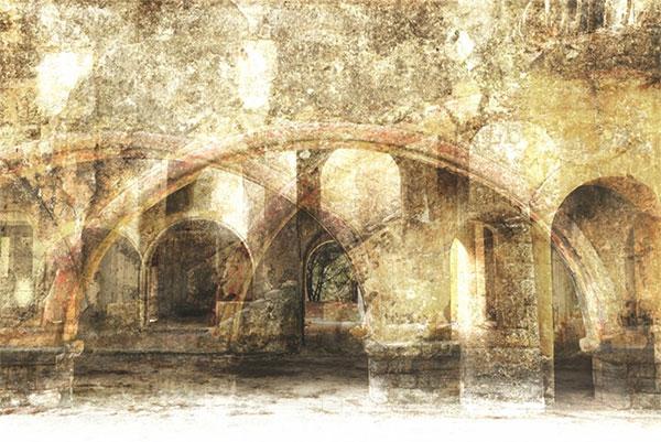 Linsenkunst Kreativ-Fotoreise Rhodos - das alte Sanatorium in Eleoussa