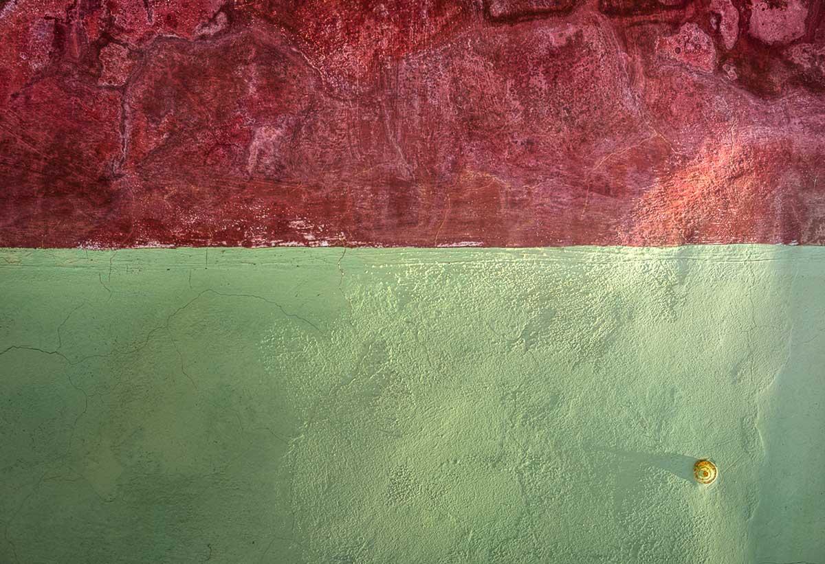 Linsenkunst Fotoworkshop Rhodos - Wand nach Harald Mante
