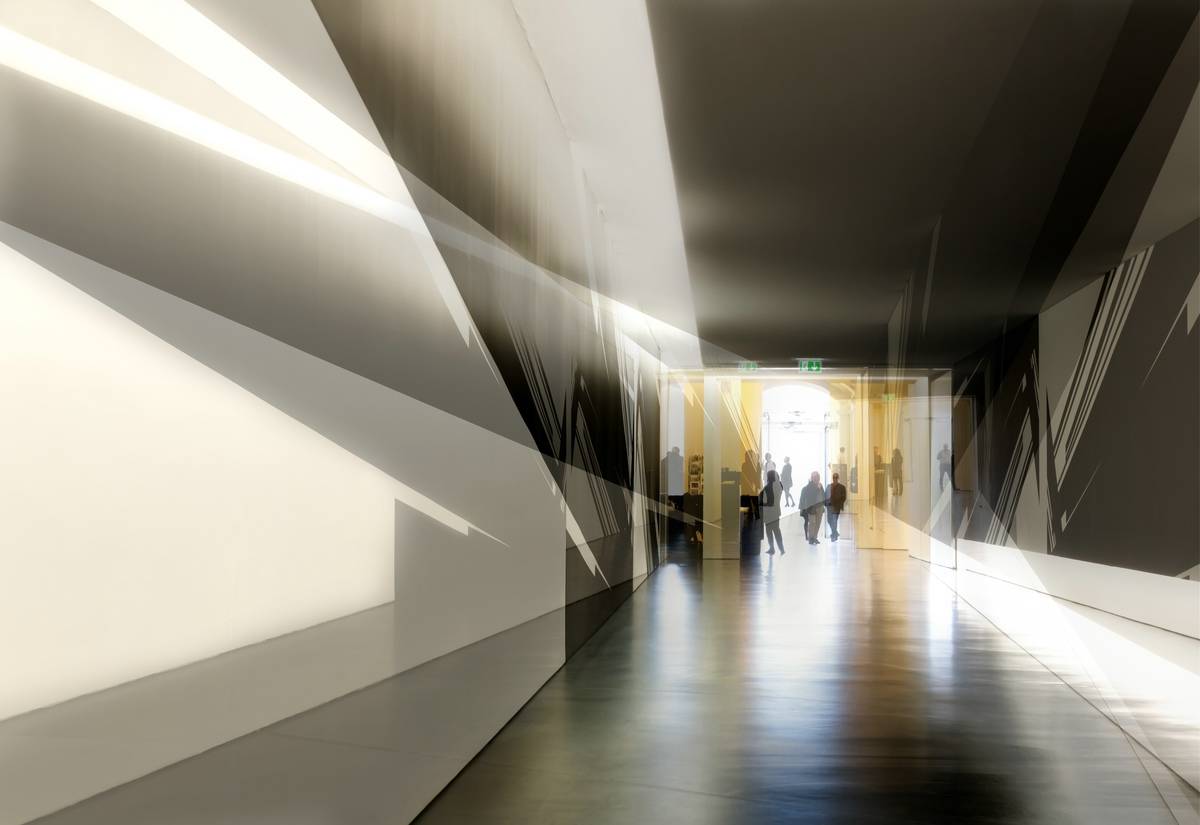 Foyer im Arp Museum Rolandseck.